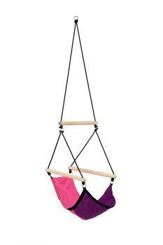 Barnhängstol 'Swinger' Pink