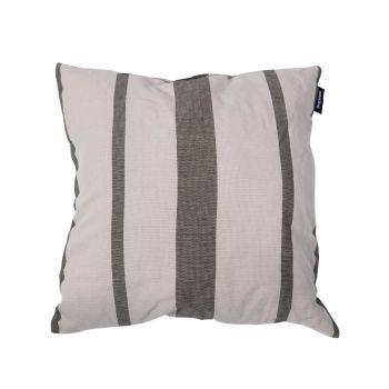 Kudde 'Stripes' Silver