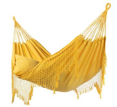 Hängmatta Dubbel 'Sublime' Yellow